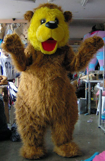 Bear Mascot Costume Adult Bear Costume For Sale