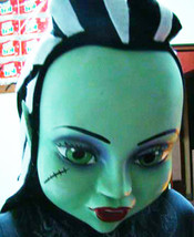 Monster High Costume Head ONLY STD Adult size - $160.00