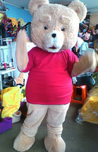 Teddy Bear Mascot Costume Adult Costume For Sale - $299.00