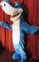 Shark Mascot Costume Adult Costume - $325.00