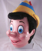 Pinocchio Mascot Costume Head ONLY STD Adult size - $160.00