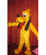 Pluto Mascot Costume Adult Costume For Sale - $299.00