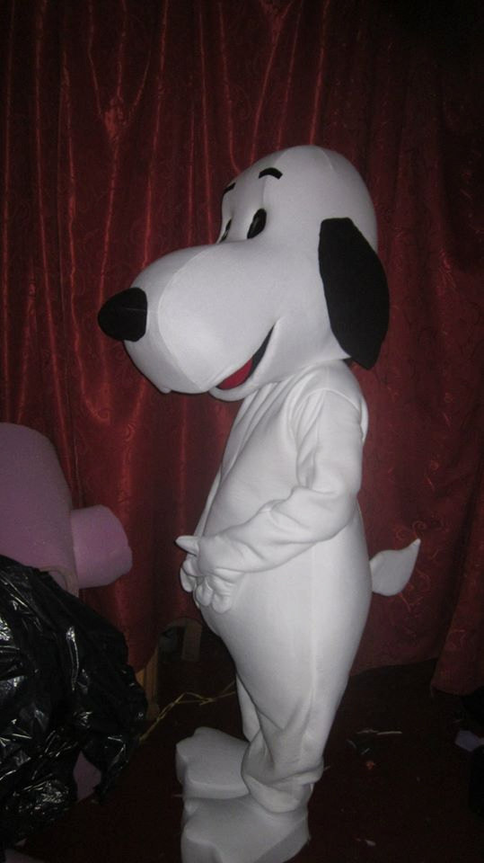 Snoopy Mascot Costume Adult Costume For Sale