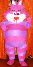 Cheshire Cat Mascot Costume Adult Character Costume For Sale - $299.00