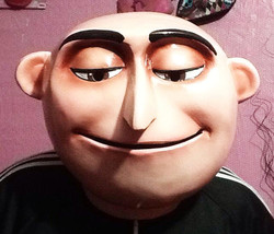 Despicable Me Gru Costume Head For Sale - $160.00
