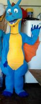 Dragon Mascot Costume Adult Costume 005 - $350.00