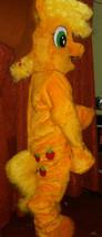 Applejack Mascot Costume Adult Costume - $299.00