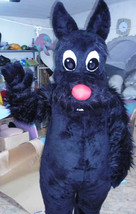 Terrier Dog Mascot Costume Adult Terrier Costume - $299.00