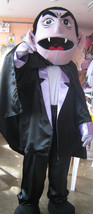 Count Dracula Mascot Costume Adult Costume For Sale - $299.00
