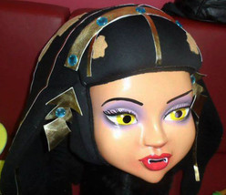 Monster High Cleo de Nilo Mascot Head ONLY STD Adult size - $160.00