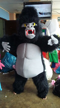 Gorilla Mascot Costume Adult Gorilla Costume For Sale - $375.00