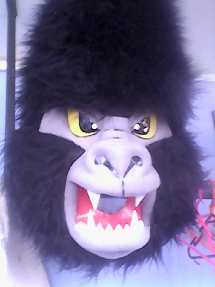 Gorilla Mascot Costume Adult Gorilla Costume For Sale