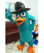 Perry the Platypus Mascot Costume Adult Costume For Sale - $299.00