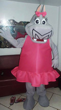 Hippo Mascot Costume Adult Costume - $299.00