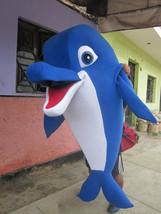 Dolphin Mascot Costume Adult Costume - $325.00