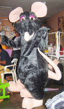 Rat Mascot Costume Adult Costume - $299.00