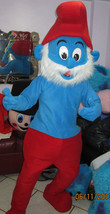 Papa Smurf Mascot Costume Adult Costume For Sale - $299.00