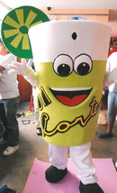 Lemonade Mascot Costume Adult Costume For Sale - $325.00