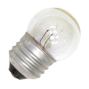 GE 13291 - 15S11/102 Standard Screw Base Clear Scoreboard Sign Light Bulb