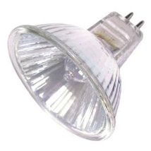 GE 50 Watt, 12 Volt MR16 Halogen Wide Flood Bulb - $6.47