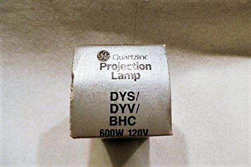 GE Quartzine Projection Lamp (Bulb)