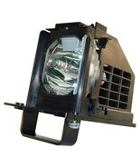 Replacement Lamp with Housing for Mitsubishi WD-60638, WD-60638CA, WD-60... - $26.47