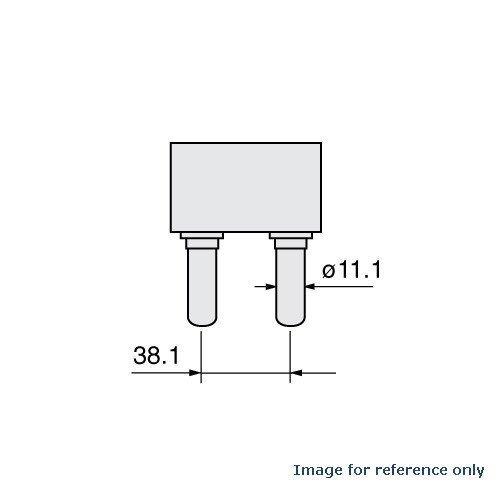 OSRAM CYX 2000w 120v G38 Mogul Halogen light Bulb