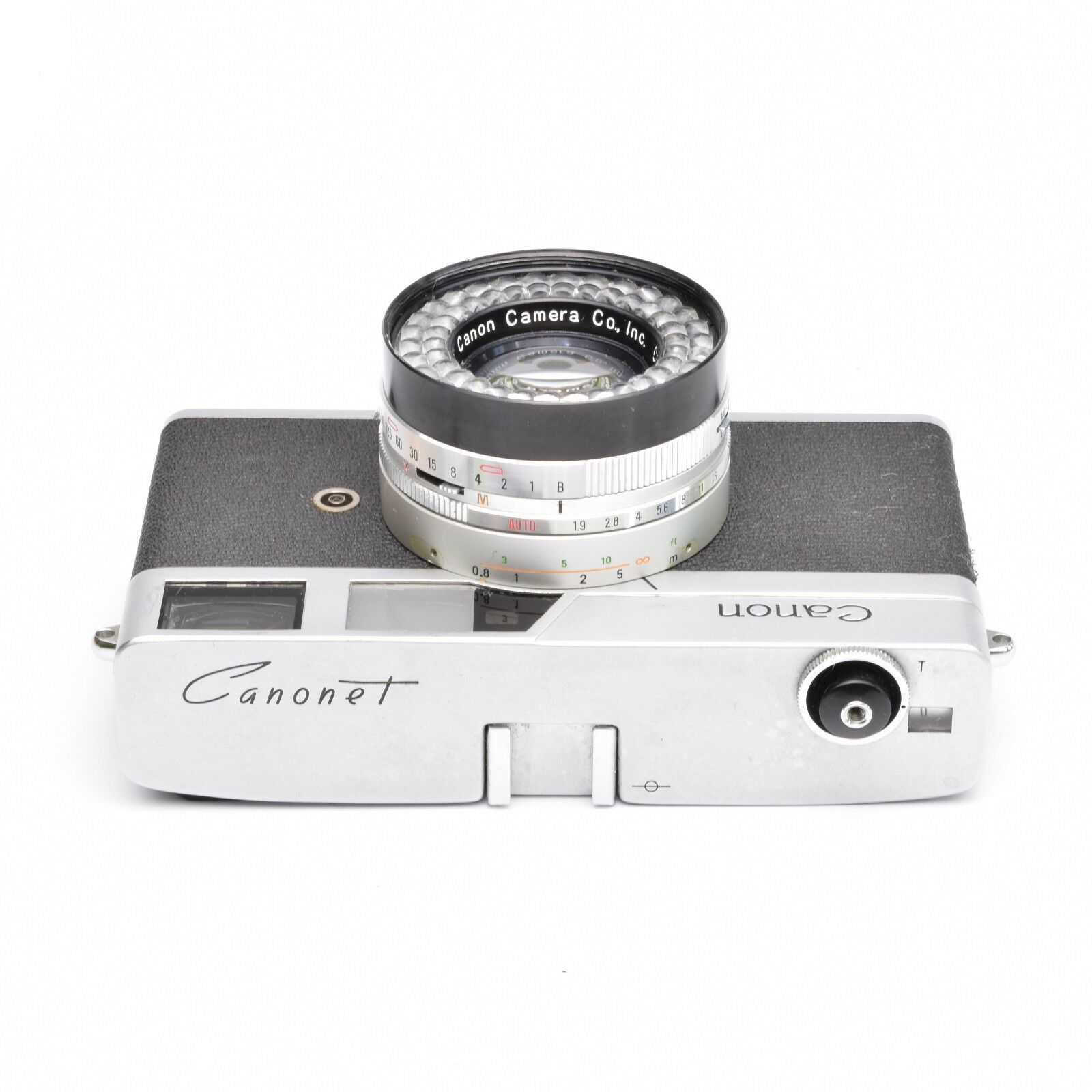 Canon Canonet Camera with 45mm f/1.9 Lens c.1961