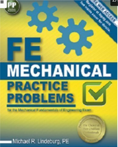 FE Mechanical Practice Problems: For the Fundamentals of Engineerig Exam... - $31.99