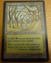 Magic the Gathering Gaea's Cradle- High Quality Proxy image 1