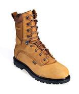 "Carhartt 3907 Men's Water Proof  8"" Work Boots - Size 7-D - $186.07"