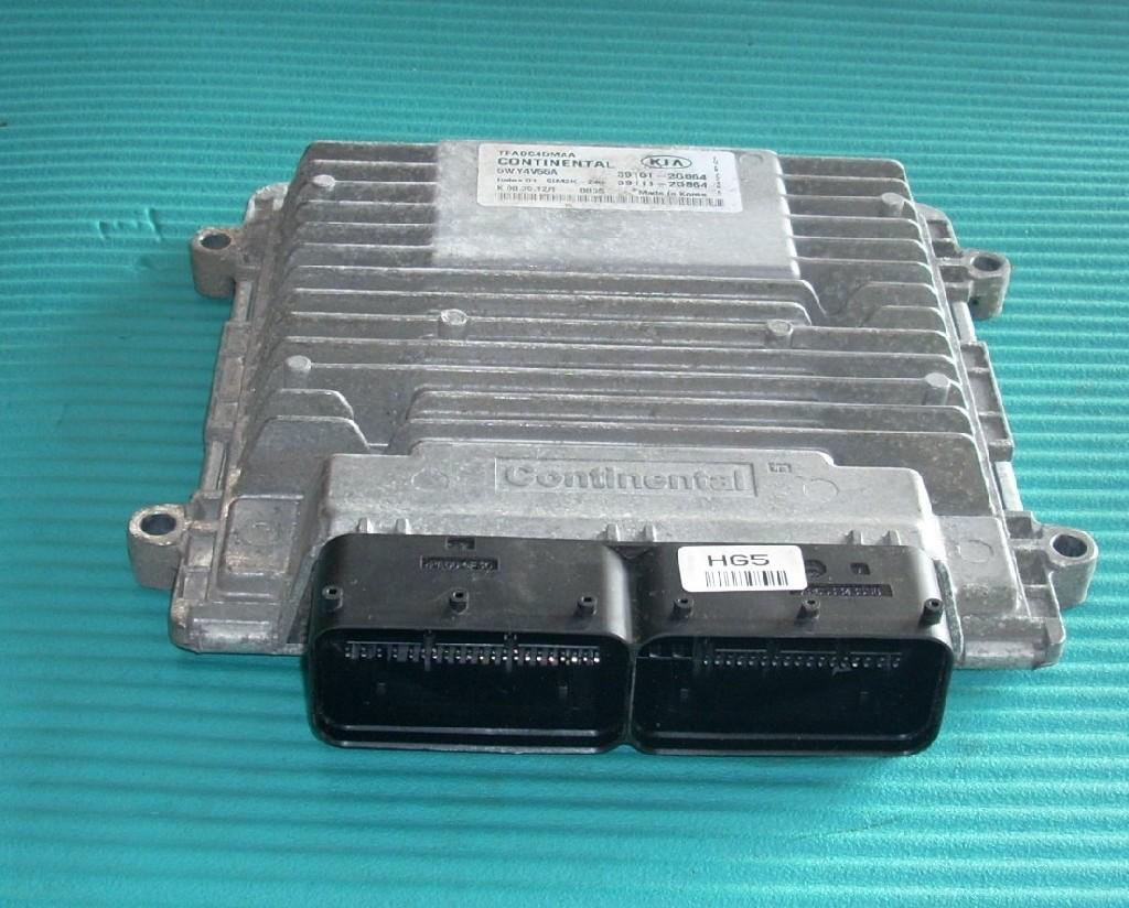 2013 KIA OPTIMA ENGINE COMPUTER 39101-2G864
