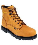 "Carhartt 3905 Men's Water Proof  6"" Work Boots - Size 8-D - $186.07"