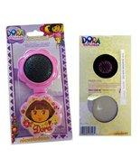 Dora the Explorer Compact Mirror with Pop-Up Brush - Dora Compact Hair B... - $9.26