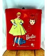 Barbie Doll Case Mattel 1958 display box vintag... - $29.02