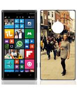 Nokia Lumia 830 - Personalised hard plastic case - $15.00