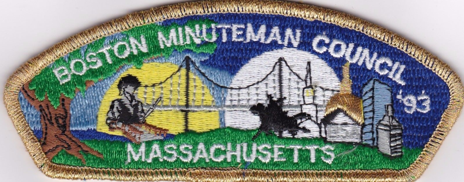 Boston Minuteman Council CSP - S2A