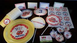 Little Einsteins birthday party pack: banner, plates, cups, centerpieces... - $89.99