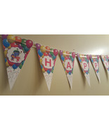 "Team Umizoomi banner that says ""Happy Birthday"" - $12.50"