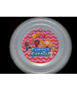 Bubble Guppies plates in pink or blue chevron print - $30.99
