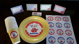 Little Einsteins birthday party pack: banner, plates, cups, stickers and... - $49.99