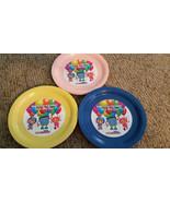 Team Umizoomi birthday plates | Team Umizoomi birthday plates with ballo... - $30.99