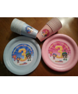 Team Umizoomi plates and cups for childrens birthday parties - $34.99