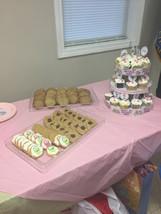 Pink Henry Hugglemonster cupcake toppers - $4.00