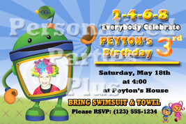 Team Umizoomi Birthday Invitations that are Personalized - $8.99
