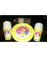 Team Umizoomi plates, cups and water bottle labels - $55.95
