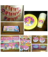Team Umizoomi party pack: banner, plates, cups, cupcake toppers, candy b... - $114.99