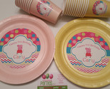 Peppa Pig plates and cups