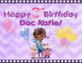 Doc McStuffins birthday Sign: Downloadable & Printable - $4.00