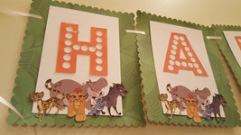Lion Guard banner | Lion Guard birthday banner | banner - $24.99